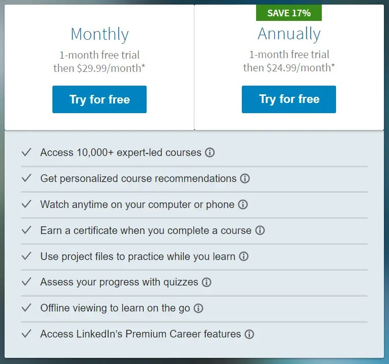 Is Linkedin Learning Worth It Linkedin Learning Review