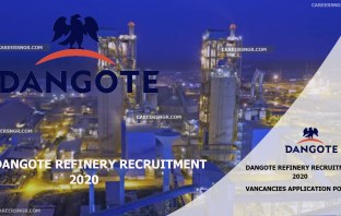Dangote Refinery Recruitment