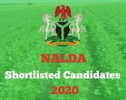 nalda shortlisted candidates