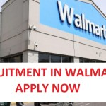 walmart recruitment