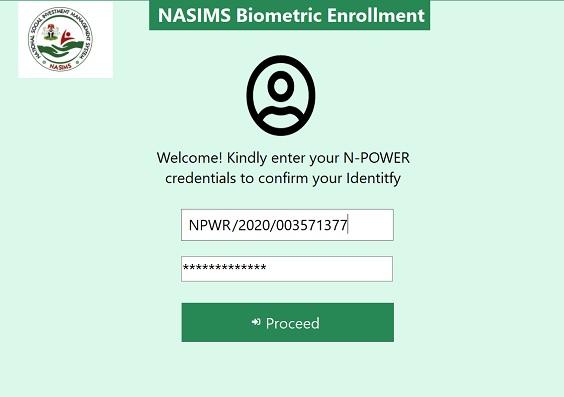 How to Enroll for your Fingerprint Capture