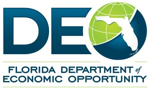 Department of Economic Activity Florida logo