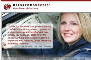 Dress For Success Flyer