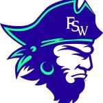 Florida SouthWestern (FSW) Pirate logo