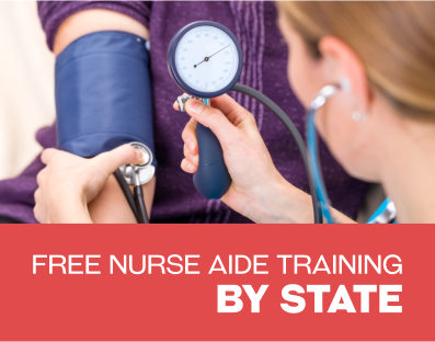 Free CNA Training By State