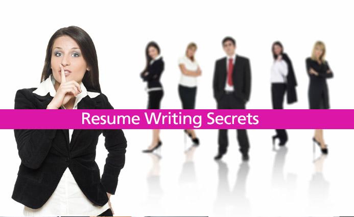 winning resume writing secrets recruiter s don t want to tell