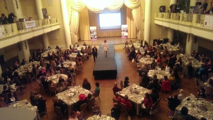 Career Wardrobe Empowering Tea & Fashion Show 2014