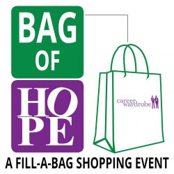 Bag of Hope Fill-a-Bag Sale @ The Wardrobe Resale | Philadelphia | Pennsylvania | United States