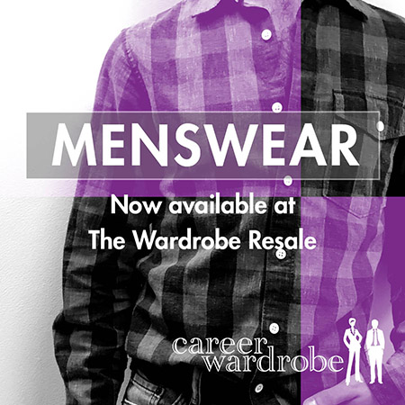 The Wardrobe Resale Expands to Menswear!