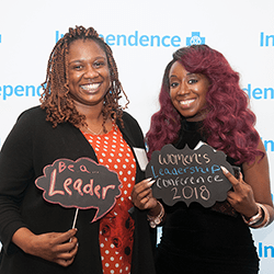 Independence Blue Cross Hosts 3rd Annual Women's – Holds Shoe Drive for Career Wardrobe