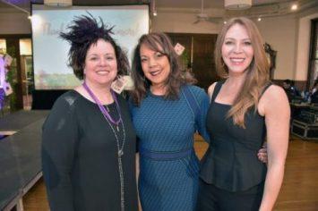 Sheri Cole, Monique Braxton and Kristin Detterline
