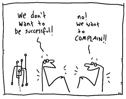 succesfull-by-hugh-macLeod-on-gapingvoid-com