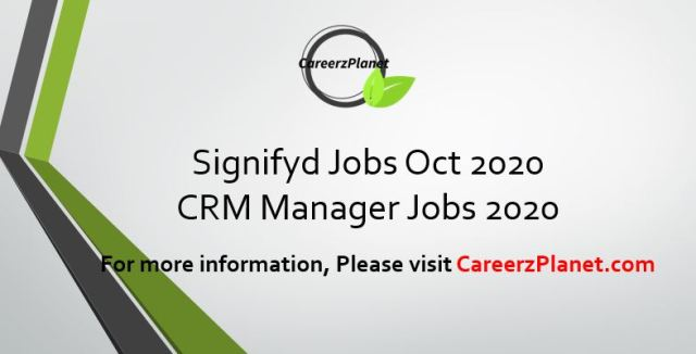 Signifyd 24 Oct 2020 Jobs