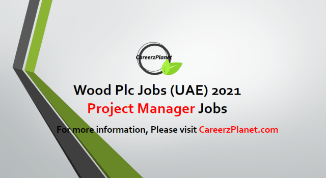 Project Manager Jobs 28 Apr 2021