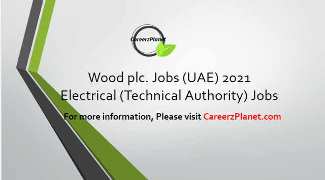 Electrical (Technical Authority)   Jobs 10 Apr 2021