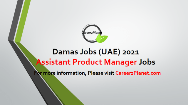 Assistant Product Manager Jobs in UAE 21 Apr 2021