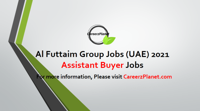 Assistant Buyer | Guess Jobs in UAE 22 Apr 2021