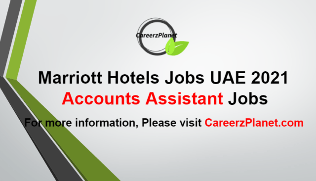 Accounts Assistant Jobs in UAE 19 Aug 2021