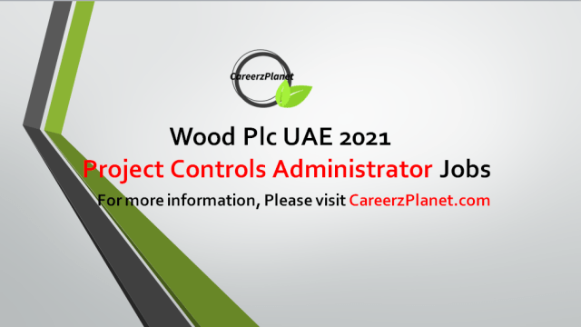 Project Controls Administrator Jobs in UAE 29 Aug 2021