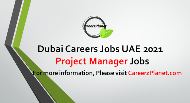 Project Manager - Investment Policies and Strategies Jobs at Dubai Government Careers 08 Sep 2021