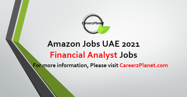 Financial Analyst, Accounting Jobs in UAE 22 Sep 2021