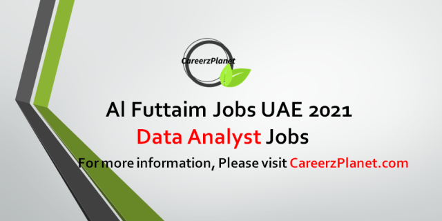 Data Analyst | Global Aftersales Jobs in UAE 06 Sep 2021