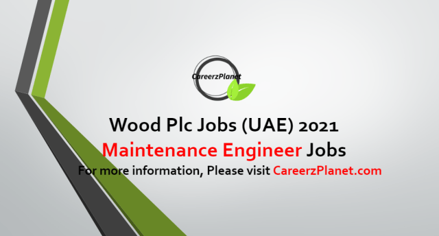 Maintenance Engineer (Asset Management System) Electrical & Control Jobs in UAE 07 Oct 2021