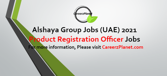 Product Registration & Compliance Officer - Logistics Jobs in UAE 11 Oct 2021