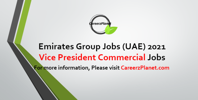 Vice President Commercial dnata Jobs in UAE 11 Oct 2021