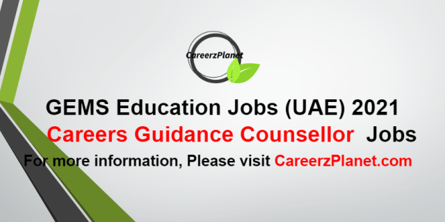 Careers Guidance Counsellor Jobs Oct 05 2021