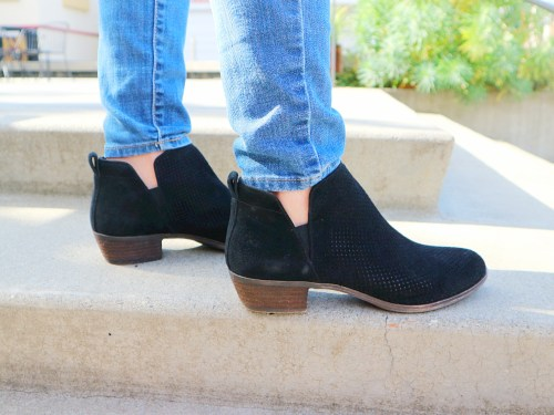 4ed0d115c2f Fall Staple Booties  The Two Pairs You Need - Carefree   Coffee