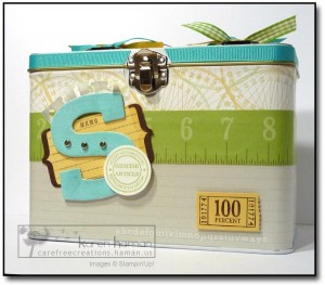 Altered Lunch Box
