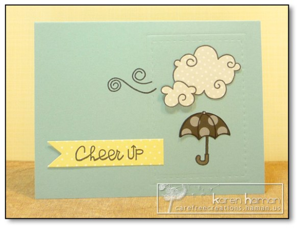 by Karen @ Carefree Creations: Cheer Up