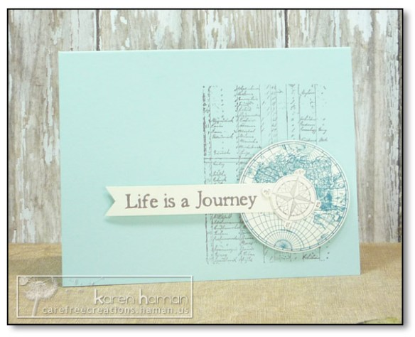 by Karen @ carefree creations - Life is a Journey