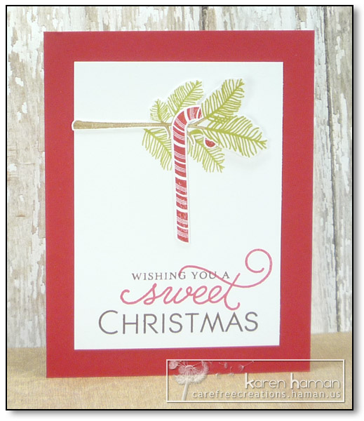 by karen @ carefree creations - Sweet Christmas