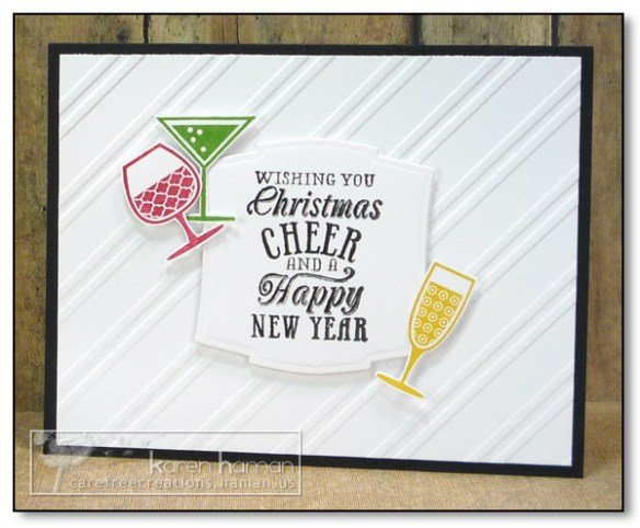 by karen @ carefree creations - Christmas Cheer