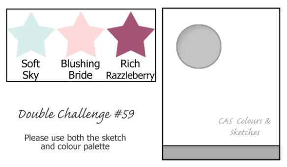 CAS Colours & Sketches Challenge #59