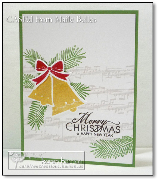 Music of the Bells - by karen @ carefree creations