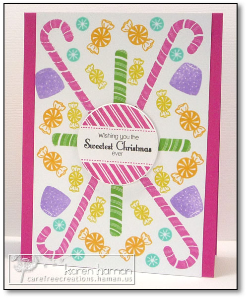 Candy Motif | by karen @ carefree creations
