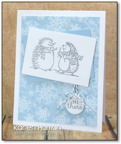 Winter Friends | by karen @ carefree creations