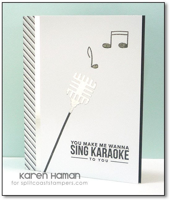 Karaoke | by karen h @ carefree creations