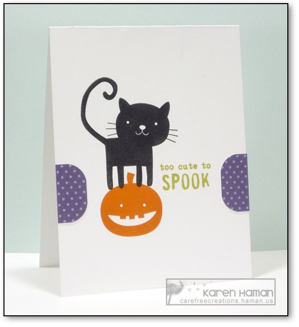 Too Cute to Spook | by karen h @ carefree creations