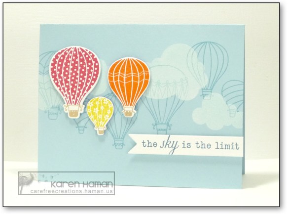 The Sky is the Limit | by karen h @ carefree creations