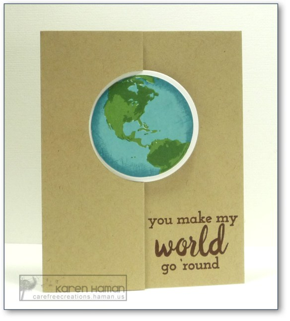 Make My World Go Round | by karen h @ carefree creations