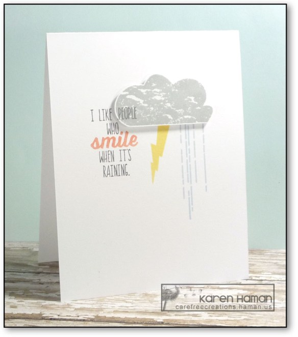 Smile in the Rain | by karen h @ carefree creations