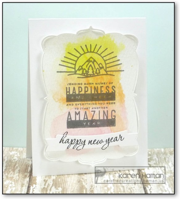 Fresh Start | by karen h @ carefree creations