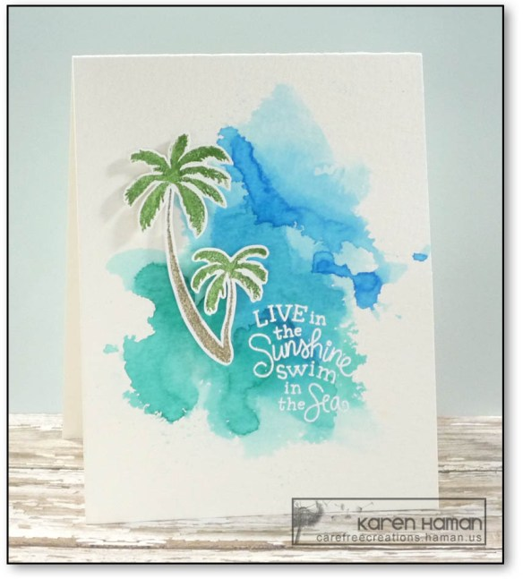 Swim in the Sea | by karen h @ carefree creations