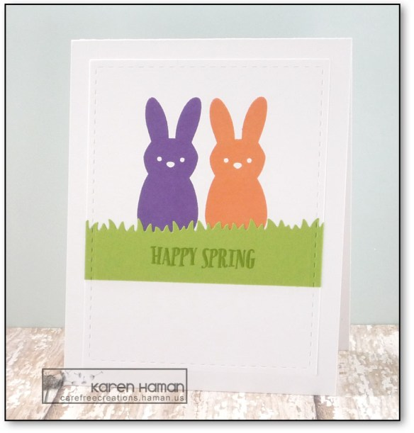 Happy Spring | by karen h @ carefree creations