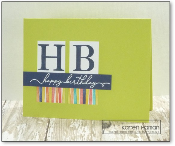 HB | by karen h @ carefree creations