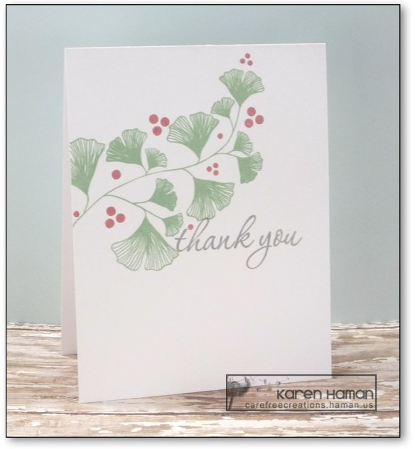 Thank You | by karen h @ carefree creations